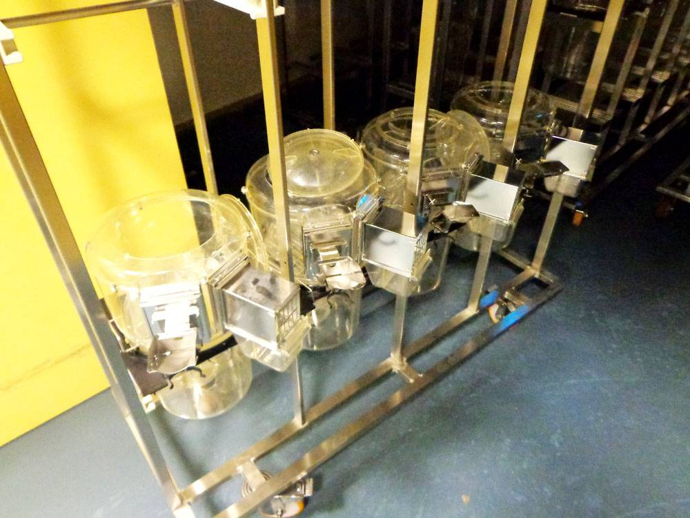 Tecniplast Metabolic Cage Support Racks (each).