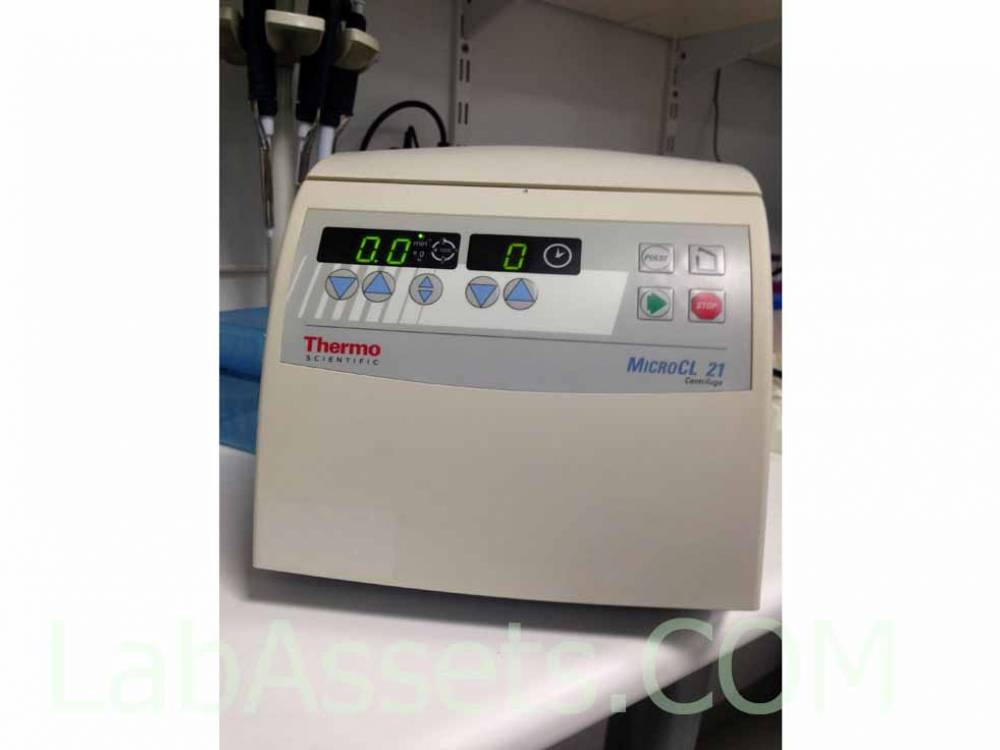 ThermoFisher CL21 CENTRIFUGE