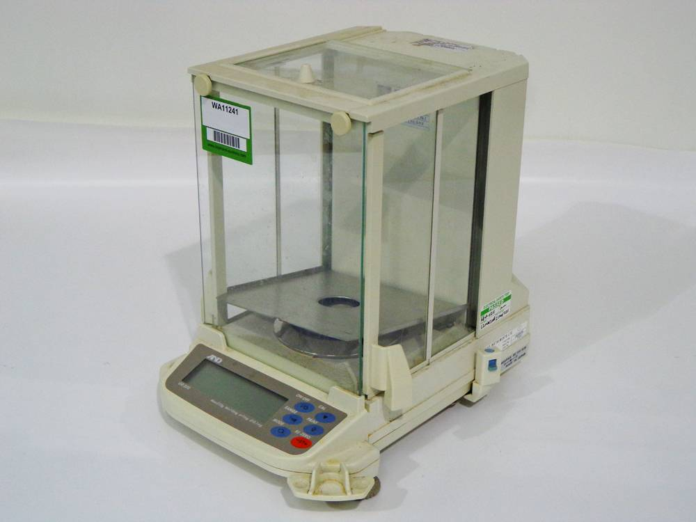 Product AND/Mettler Toledo GR200 Analytical Balance