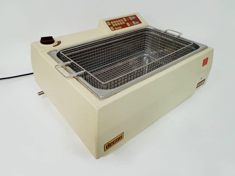 Decon FS 400B Ultrasonic Bath with Heating.