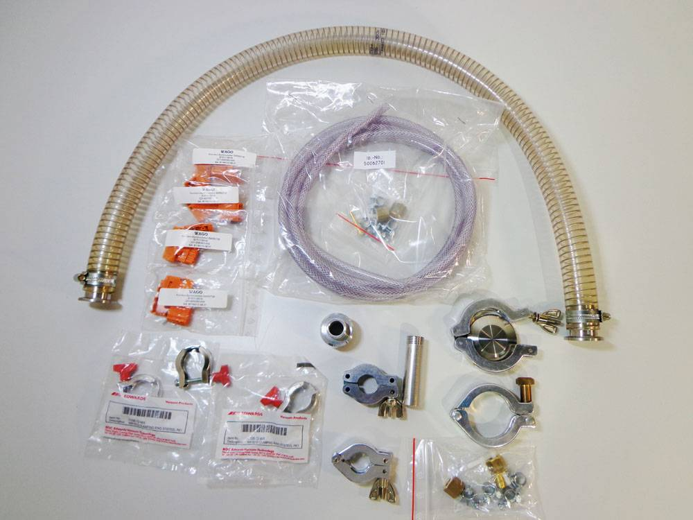 Assorted Pump Fittings and Accessories