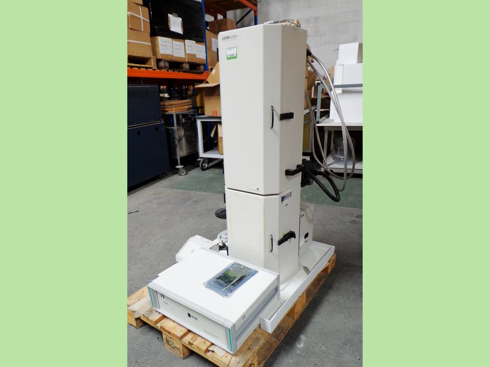 Amersham Pharmacia Biotech LeadSeeker Homogeneous Imaging System with 2 x Filter Control Unit.