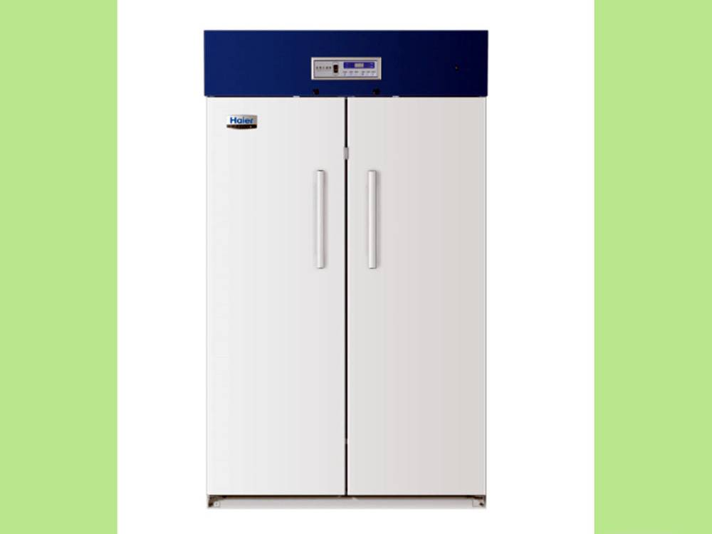 Pharmacy Refrigerator HYC-940, Upright, 940litres with solid double door