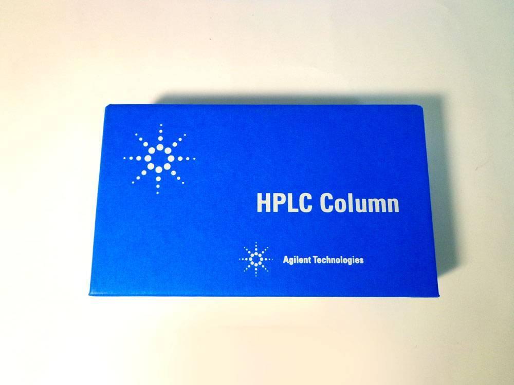 Agilent Technology Zorbax Eclipse Plus C18 Rapid Resolution HD 2.1x50mm 1.8 -Micron HPLC Column.